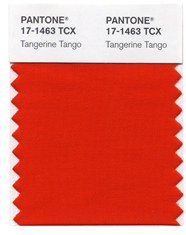 Pantone reveals Tangerine Tango - the 2012 Color of the Year!