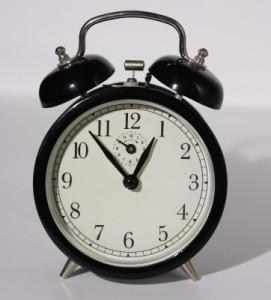 Alarm Clock by Graeme Weatherston - Freedigitalphotosdotnet