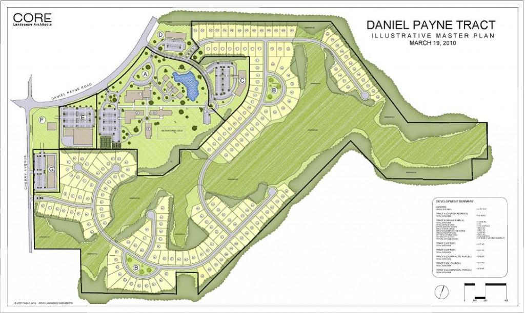 Daniel Payne Legacy Village Master Plan