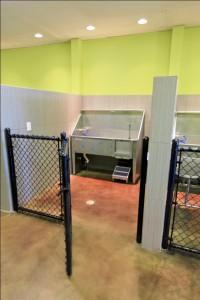 Dog Wash Stall at Perk-n-Pooch lo res