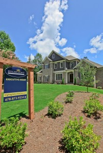 Style and Substance Coexist Beautifully in Dunwoody Executive Home