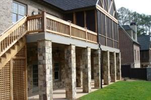 Highlight Homes' Deck 2