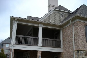 Highlight Homes' Deck