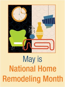Celebrate National Home Remodeling Month with your friends at Highlight Homes!