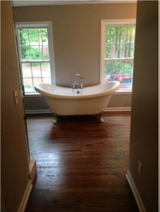 Oak Point Bathroom Renovation