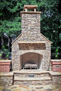Outdoor Hearth