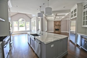 Saybrook Kitchen-Breakfast-Keeping Room - HLH
