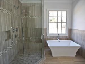 Saybrook Master Bath - HLH