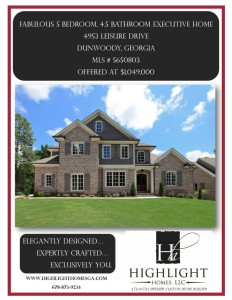 4953 Leisure Drive - Flyer PDF Cover