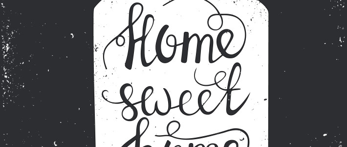 Make It a Home Sweet Home Kind of Holiday