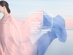 2016 Pantone Color(s) of the Year: Rose Quartz and Serenity