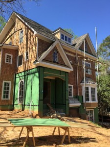 3236 Inman Drive - Under Construction - March 2016