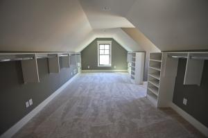1463 Hearst Drive Second Master Closet - HLH - January 2018