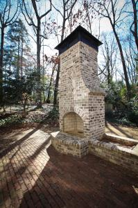 HLH - Inman Drive - Outdoor Hearth - January 2018