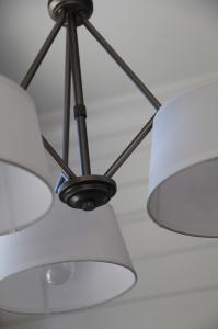 HLH Breakfast Room Lighting - Inman