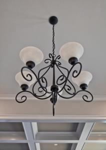 HLH Breakfast Room Lighting - Leisure
