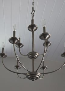 HLH Dining Room Lighting - Inman