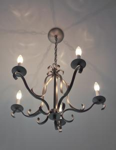 HLH Dining Room Lighting - Leisure